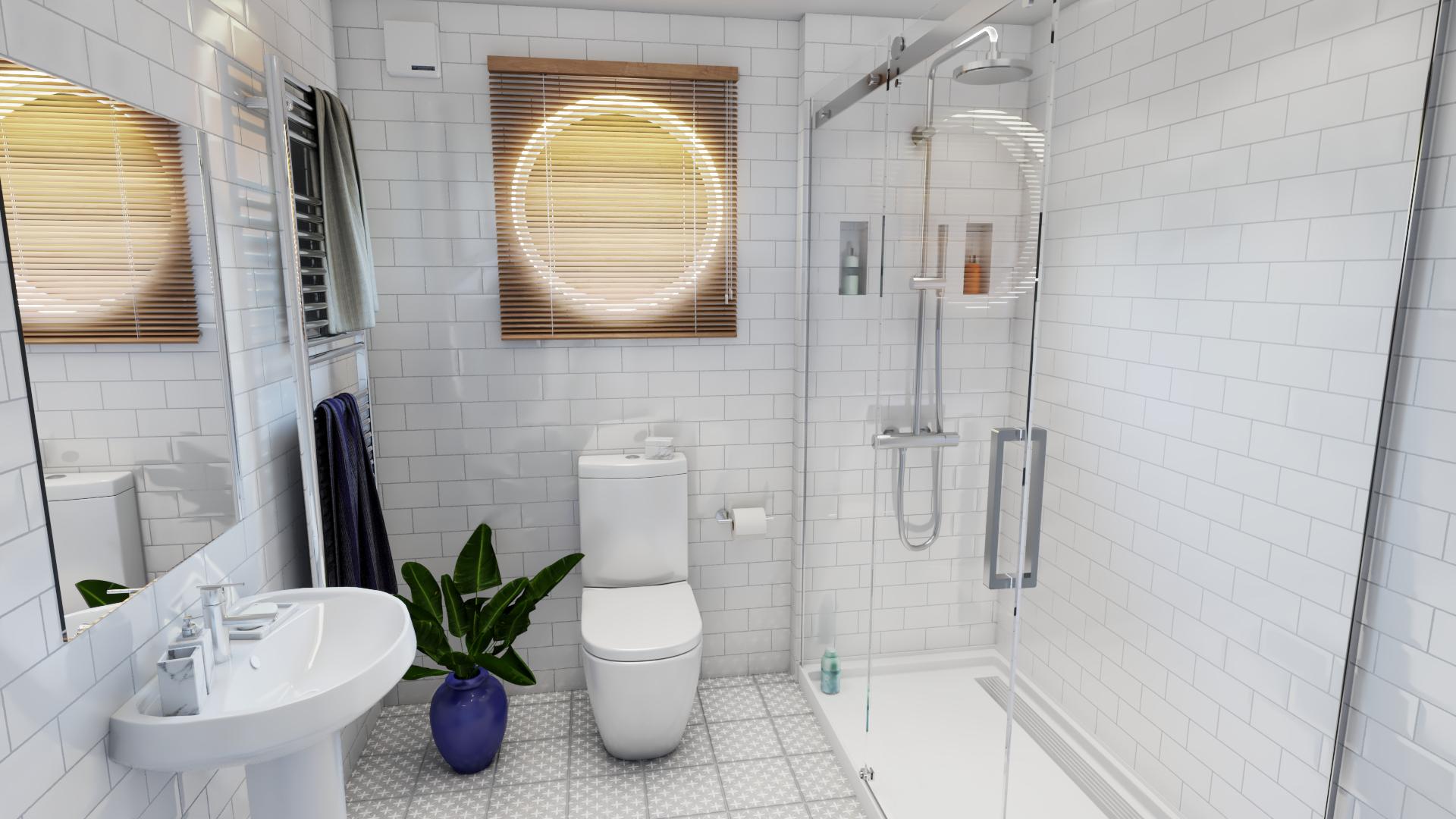 - Bathroom Render - POST PROCESSING V3