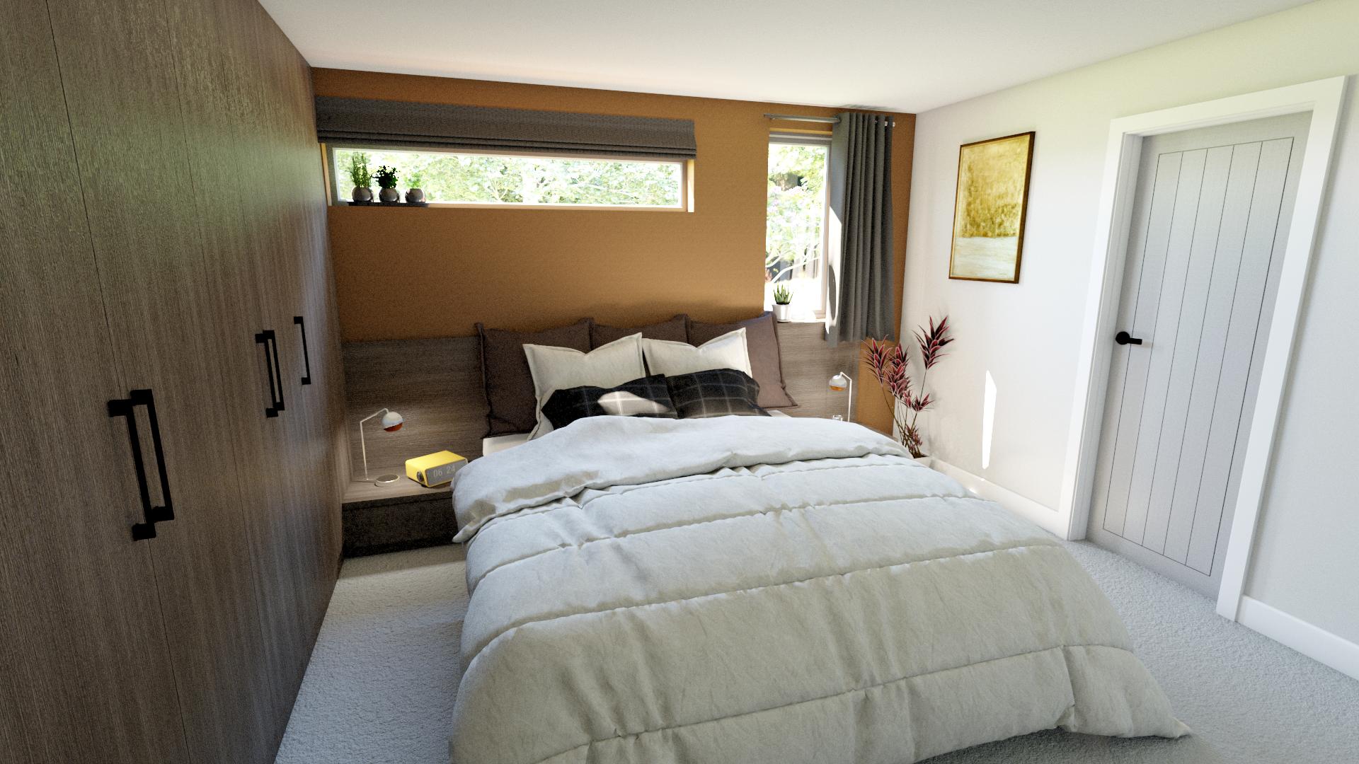- Bedroom Render - POST PROCESSING V4-1