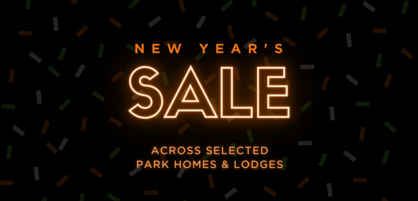 New Years Sale - Website Slider
